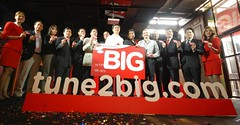 BIG Launch in Thailand (Fallabella, Bangkok 22 Feb 2012)