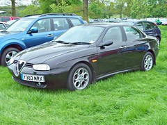 4 Alfa Romeo 156 JTD Veloce (2001) (robertknight16) Tags: italy alfaromeo 1990s 2000s worldcars