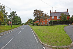 Kilsby, Northamptonshire. View of Rugby Road leading out of the village. (Bill E2011) Tags: england history beauty canon village northamptonshire saxon danes anglo saxons kilsby 1000years