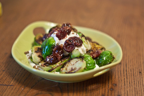 brussels sprouts afelia