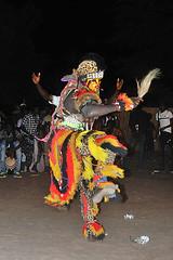 La danse du lion (Co G.) Tags: africa portrait black colors face dance noir couleurs lion danse human visage afrique sénégal humain sénégalais