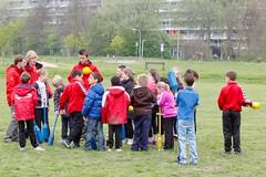 Sportdag Titus Brandsmaschool