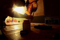 Izolag (marciomfr) Tags: brasil riodejaneiro painting rj schilderij retratos fotografia pintura imperador haileselassie vargemgrande mfr jahrastafari etipia izolag tafarimakonnen firmeforte hisimperialmajesty marciofr studiofirmeforterec standartffr