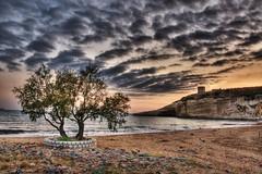 Santa Caterina (socrates197577) Tags: sardegna nikon nuvole mare paesaggi spiaggia hdr paesaggio nuvoloso photomatix mygearandme mygearandmepremium mygearandmebronze infinitexposure