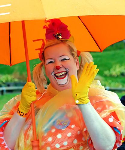 Clowns international - Pop Up Polly