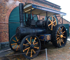 8NHP McLaren Traction Engine (D70) Tags: newzealand no traction engine auckland mclaren built 1916 motat 1428 built1916 8nhp 8nhpmclarentractionengine no1428 museumoftransportandtechnologymotatinauckland