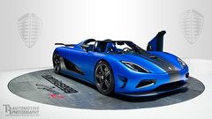 2013 Koenigsegg Agera R (Thomas van Rooij) Tags: show new blue cars car photography geneva thomas wheels automotive exotic r carbon supercar matte motorshow koenigsegg 2012 exotics supercars fibre 2013 hypercar swedisch rooij agera
