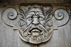 The Monday Face (NRG Photos) Tags: sculpture face gesicht skulptur ugly bremen gurning hsslich mondayface montagsgesicht grimassenschneiden