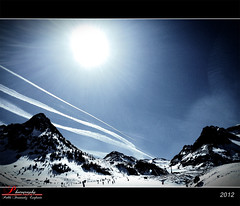 Formigal - Anayet (_Hadock_) Tags: blue windows wallpaper sky snow ski apple station azul de mac ipod nieve creative lion commons screen os x full leopard cielo estacion xp vista hd ocho eight fondo 4s pantalla siete luminance esqui iphone saver formigal ipad walpaper anayet pistas comons remontes sevenn filterstorm
