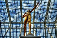 Metropolitan Museum (slack12) Tags: nyc newyork statue diana hdr metropolitanmuseum