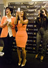 Kris Jenner, Kim Kardashian and Khloe Kardashian Kim and Khloe Kardashian launch The Kardashian Kollection at Sears Woodfield Mall Chicago, Illinois