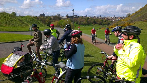 POP28: Leith Feeder Ride - Meadows-bound!