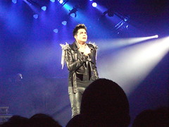 DSCF1913 (shootingdaggers) Tags: queen adamlambert july14th2012