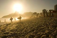 Ipanema (@Mark_Eveleigh) Tags: city brazil beach rio brasil riodejaneiro america south latin brazilian ipanema doisirmaos dejaneiro