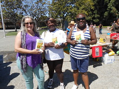 World Book Night Book Recipients @ Chabot College - April 23, 2013 - Hayward, California - 079 (Hayward Public Library) Tags: california reading libraries books literacy thelanguageofflowers cityofhayward 94541 haywardpubliclibrary vanessadiffenbaugh worldbooknight2013