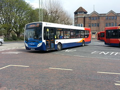 27554 GX58GMF (PD3.) Tags: bus buses station surf hampshire april 23 300 stagecoach enviro psv pcv adl hants havant gmf 27554 gx58 gx58gmf