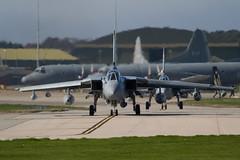 Tornado GR4 - Royal Air Force (charles.agnew55) Tags: tornado raf lossiemouth royalairforce gr4 raflossiemouth tornadogr4 panaviatornado xvrsquadron 12bsquadron tornadogr4operationalconversionunit