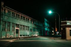Johannesburg (elsableda) Tags: street urban lamp night southafrica sony johannesburg joburg dystopia dystopian