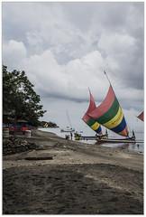 Indonesia (East Java) (Francis =Photography=) Tags: sea mer beach indonesia java boat mar indonsie eastjava