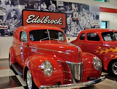 Edelbrock Car Show Torrance California May 2016 105 (JCD Images) Tags: california cars ford volkswagen rust jeep performance motorcycles headquarters cadillac legendary chevy chrome harleydavidson trucks pontiac rims carshow rd hotrods madeinusa torrance edelbrock manufacturing waterpumps carburetors 2016 custompaint camshafts superchargers vicedelbrock automotiveracing electronicfuelinjection crateengines vicsgarage intakemanifolds powerpackages smallblockengines