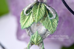 Elven Leaf Woodland Necklace | Lord of the Rings jewelry | Woodland Enchanted Botanical Elf Green Silver Pendant Polymer Clay | Crystarbor (Crystarbor creations) Tags: nature silver woodland botanical necklace leaf handmade craft jewelry elf polymerclay fimo lotr fantasy lordoftherings celtic etsy magical pendant treeoflife elven handmadenecklace etsyshop etsyseller leafnecklace polymerclaycharms crystarbor elvenbroocheven evenbrooch crystarbocreations