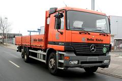 MB Actros 2531 (Vehicle Tim) Tags: truck mercedes mb fahrzeug lkw pritsche actros