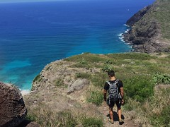 Loving the Scenic Elevation (Kimberly C. Lee) Tags: makapuu hawaiihiking hikehawaii scenichike