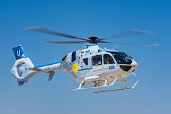 UCLA Children's Hospital EC-145 (LoadedAaron) Tags: hospital children texas aviation helicopter ucla westtexas turbine midland eurocopter avgeek ec145 midlandinternationalairport midlandinternationalairportmaf midlandinternationalairspaceport
