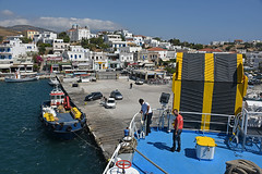 54-Grce Greece 07/2015 (Chanudaud) Tags: sea mer church landscape island boat nikon village ngc greece bateau paysage glise grce andros cyclades nationalgeographic le