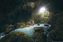 The Bridge of God (Alexandros Maragos) Tags: nature landscape greece ioannina zitsa theogefyro lithino alexandrosmaragos