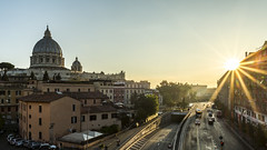 Vatican Sunstar (Brett Taira LC) Tags: vatican rome church nikon catholic hdr sunstar