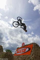 Jump it! (aguswiss1) Tags: bike bicycle jump cross dirt bikepark hardtail jumpit