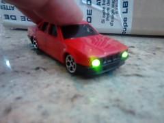 BMW majorette sonic flasher. (ced12110) Tags: bmw majorette custom sonicflasher