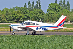 "G-FBWH PA-28R Cherokee Arrow 180 F.T.Short Sturgate Fly In 05-06-16 (PlanecrazyUK) Tags: sturgate egcv ""fly in"" 070615 gfbwh pa28rcherokeearrow180 ftshort fly in 050616"