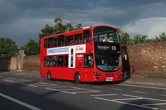 Route E8, Metroline, VW1212, LK61BNF (Jack Marian) Tags: bus london buses eclipse volvo wright gemini brentford ealingbroadway metroline gemini2 wrighteclipse b9tl volvob9tl wrighteclipsegemini2 routee8 vw1212 lk61bnf brentfordcommerceroad hounslowbellcorner
