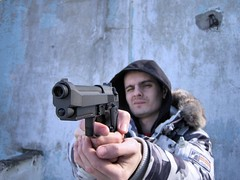 skin172 (SkinHH) Tags: skin weapon skinhead waffe schuss proll