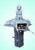 Triport Spire (Rogue Bantha) Tags: tower lego micro triport