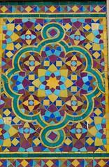 Morocco, Casablanca, Mosquée Hassan II (balavenise) Tags: art tile geometry islam mosque morocco maroc casablanca azulejo géométrie céramique ceramique mosquée mesquita hassanii carrelage islamart zellige مسجدالحسنالثاني