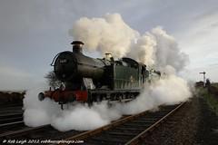 North Norfolk Railway Spring Steam Gala 2012 #11 (Rob_Leigh) Tags: railroad heritage spring railway steam gala preservation robbo northnorfolkrailway nnr robleigh