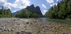 Rivers merger (Twilight Tea) Tags: austria nationalpark july alpen 2011  gesuse ennstaler ennstaleralps