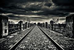 Same bridge. Same way. Same destination.