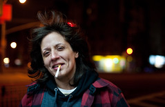 Natalie: Hunts Point, Bronx (Chris Arnade) Tags: new york city newyorkcity bronx addiction huntspoint chrisarnade facesofaddiction httpwwwhpac10474orgyoucanhelp