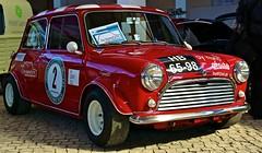 Morris Mini Cooper S (pedrosimoes7) Tags: red portugal vermelho morris rosso minicoopers cartaxo morriscooper flickrduel worldcars