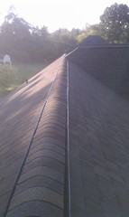 Salisbury NC Roof Replacement - looking down the Ridge Ventilation (Room 2 Roof) Tags: hail wind hs ridgevent roofquotes roofingshingles roofroof roofleaks freeroofinspections freeroof stormrestoration room2roof roofingcharlotte roofrepaircharlotte leakbarrier northcarolinaroofingcompanies salisburynchaildamageroofreplacement roofersinsalisburynorthcarolina roofingcompaniesinsalisburync stormrestorationcompaniesinsalisburync roofersincharlottenc roofingcontractorsincharlottenc haildamageincharlottenc waterdamagerestroation roofconsultantsinnorthcarolina stormdamagerepairs roofingestimates freehaildamageroofinspectionsinnorthcarolina roofingfeltpaper roofinginstallationsinnc roofinginsuranceclaims