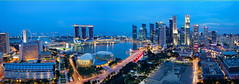 Singapore (Kenny Teo (zoompict)) Tags: bridge blue light sunset sky holiday news building tourism beautiful skyline architecture night sunrise canon wonderful lens landscape island boat photo yahoo google scenery photographer waterfront view tourist best getty cbd kenny singaporeriver marinabaysands bestphotographer bestscenery zoompict kennyteo singaporelowerpiercereservoir singaporebestcityscape bestcityscape singaporebestcityscapeahrefhttpwwwflickrcomsearchqsingaporecityscapea httpwwwflickrcomsearchqsingaporecityscapesint