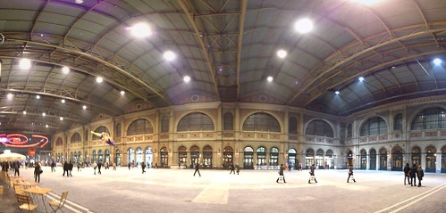 243 of 365 - Panoramic Trainstation