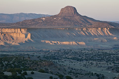 Cabezon Peak Wilderness Study Area (BLM New Mexico) Tags: newmexico cal wilderness powerpoint trinityalps nlcs 2011