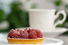 Good morning (HeNd Almarzoki) Tags: morning food breakfast canon photography eos tea sweet good sigma jeddah tart  ksa 105mm 500d         hend  canoneos500d   almarzoki