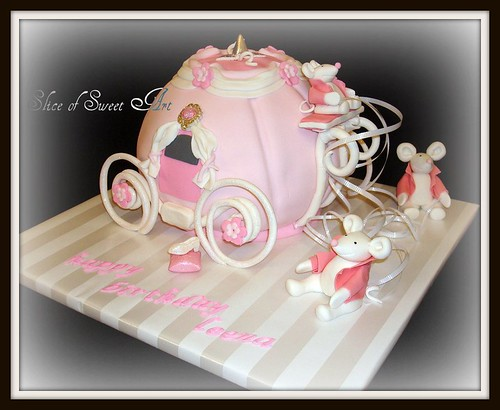 Cinderella Carriage Birthday