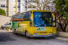 Renault  9965 (_Rjc9666_) Tags: 2 bus yellow coach eva mt renault hdr fatima 57 transportes autocarro 561 9965 nikon1855 evatransportes mundialturismo nikond5100 ©ruijorge9666